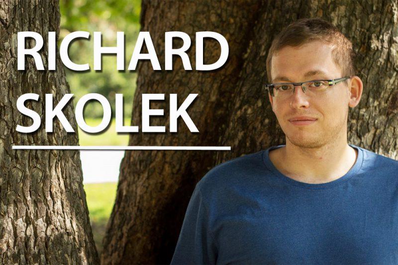 Povídání o knihách: RICHARD SKOLEK