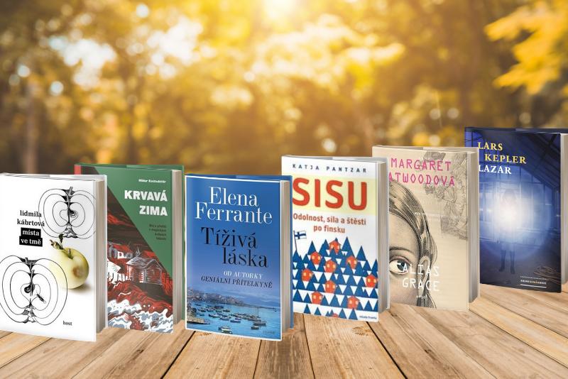 Finský recept na štěstí & novinky od Eleny Ferrante i Larse Keplera