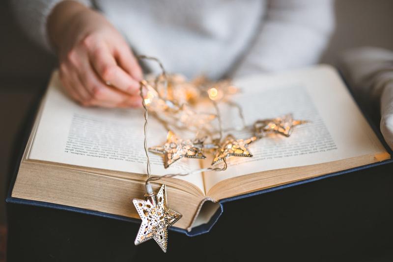 ❄ 10 knih pro vánoční nedočkavce ❄