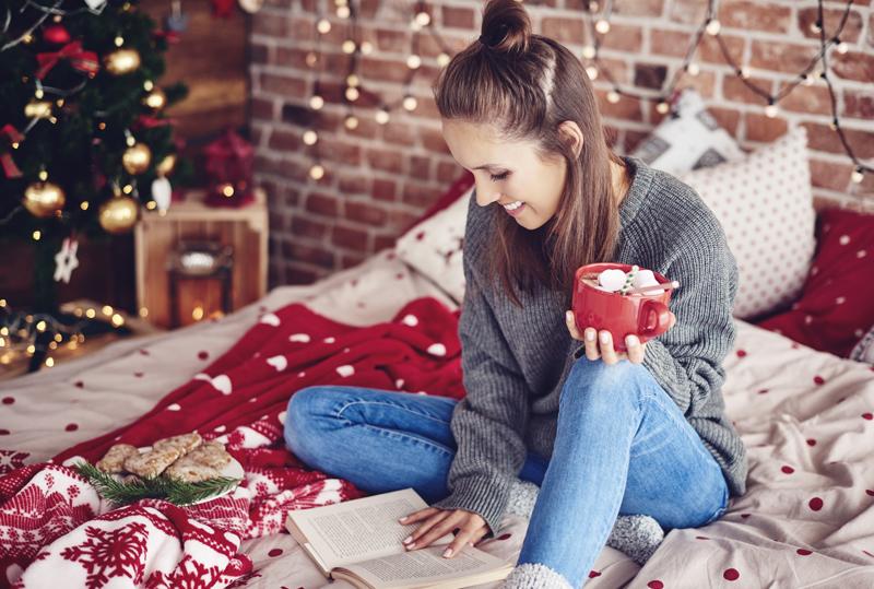 10 tipů na knižní vánoční dárek pro teenagery